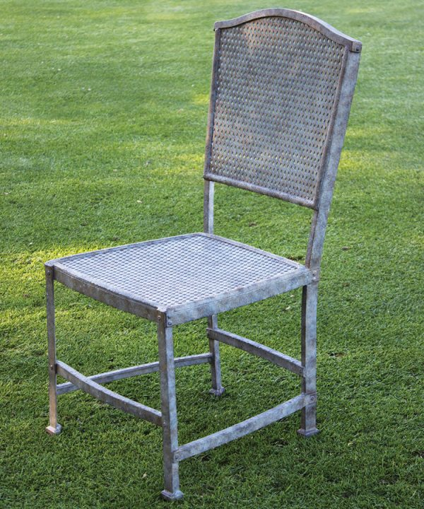 Aaron Side Chair Aaron Collection Dining Chair Metal 1