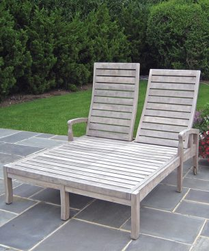 Fenlake Double  Chaise Lounge