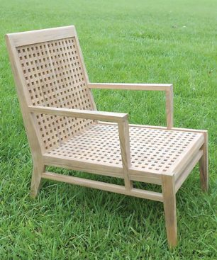 Hadley Lounge Chair II + Ottoman