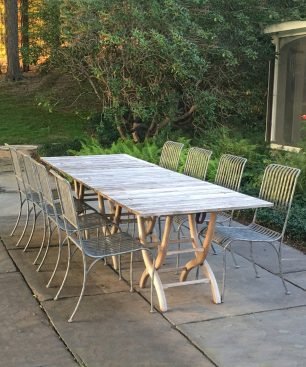 Kelso Square Folding Dining Table