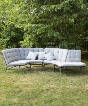 Seibert Curved Sectional