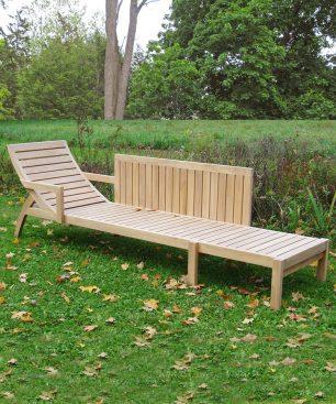 Solange Chaise Lounge