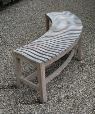 Taconic Backless Bench