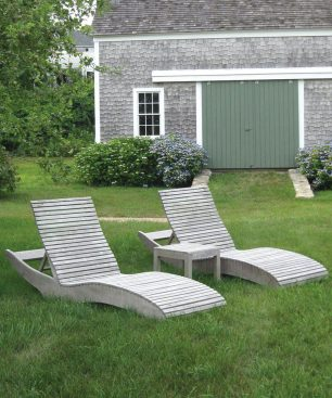 Taconic Chaise Lounge