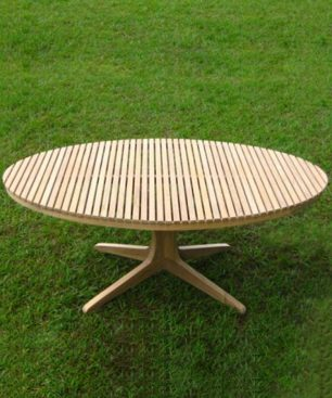 Taconic Oval Dining Pedestal Table