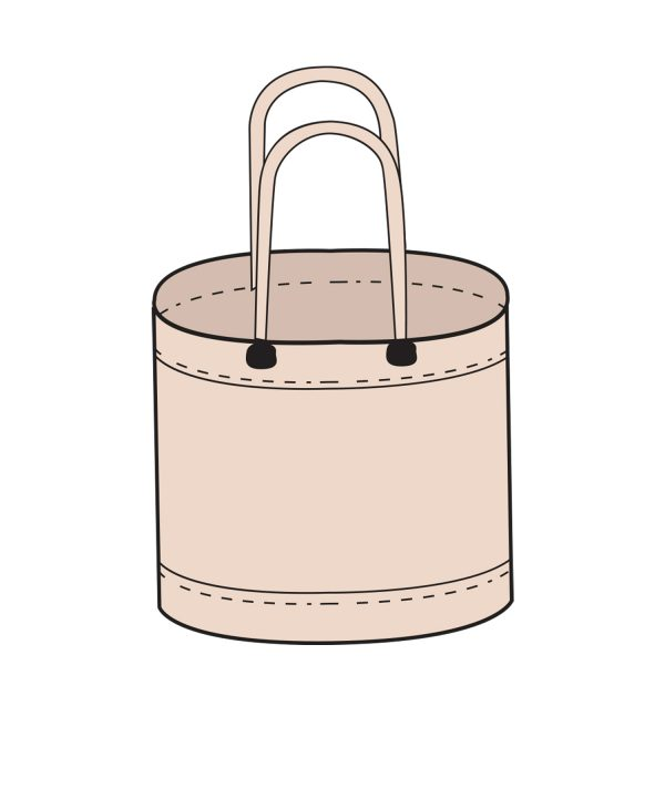 TangleknotBag Shopper